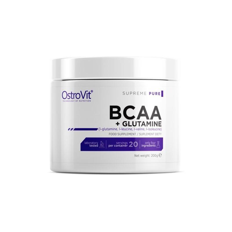 Aminokwasy BCAA i ich wpływ na organizm