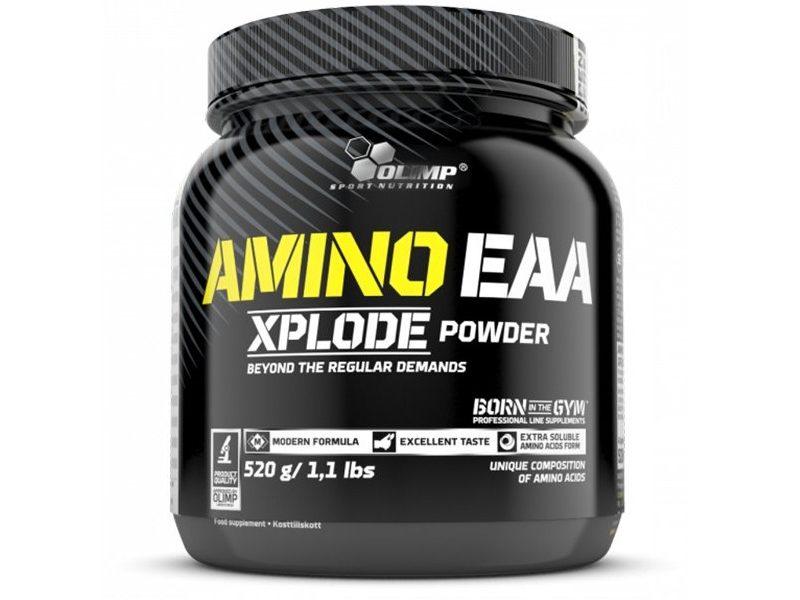 OLIMP Aminokwasy Amino EAA XPLODE