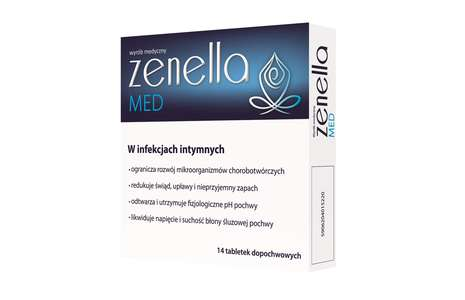 Opis produktu Zenella Med